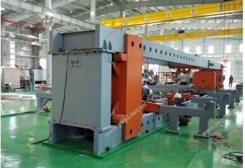 液压型钢管水压实验机